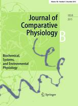 Journal Of Pomparitive Physiology