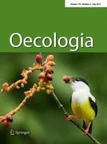 Oecologia cover 2