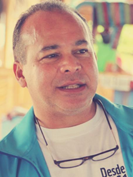 Dr Diego Amorocho